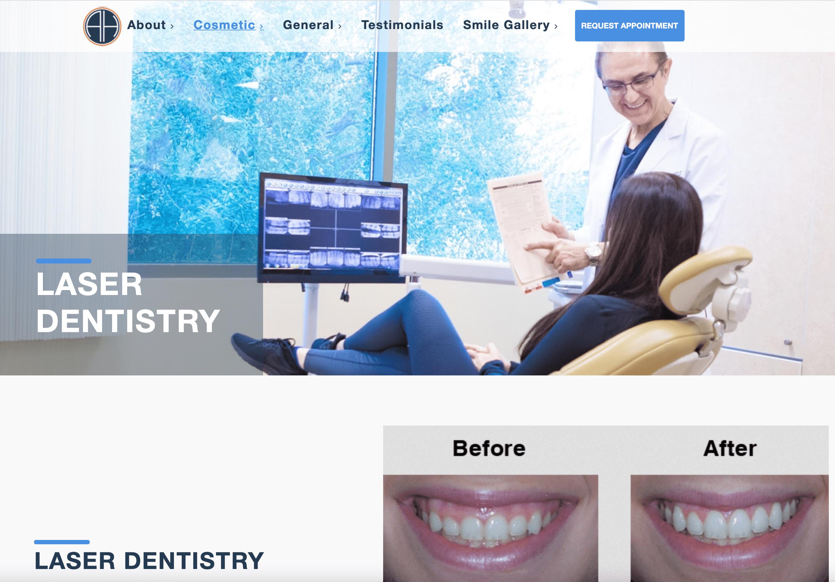 Agoura Hills laser dentistry